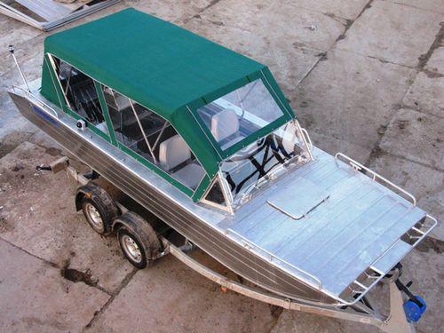 лодка ход 450