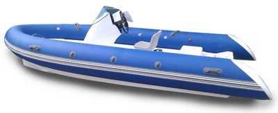 rib челн aqua boat