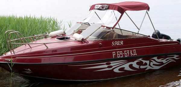 гладиус лодки