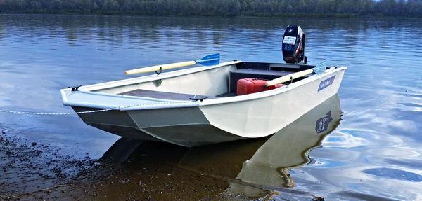 Лодки из пропилена