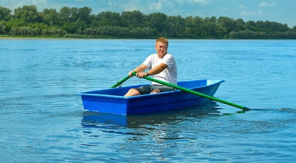 гребная лодка gsr-188