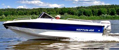 характеристики лодки нептун 400