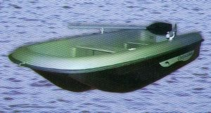 полиэтиленовые лодки озерка