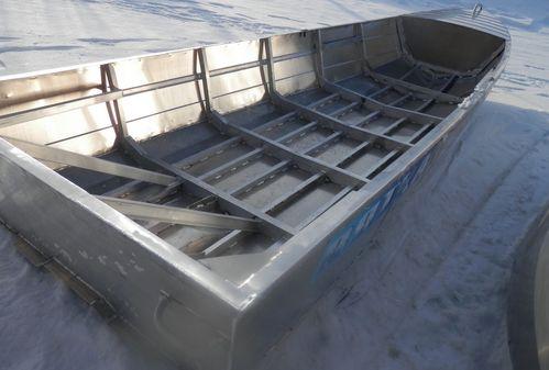 купить алюминиевую лодку под водомет