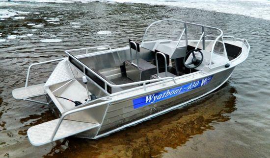 катера и лодки нижневартовск